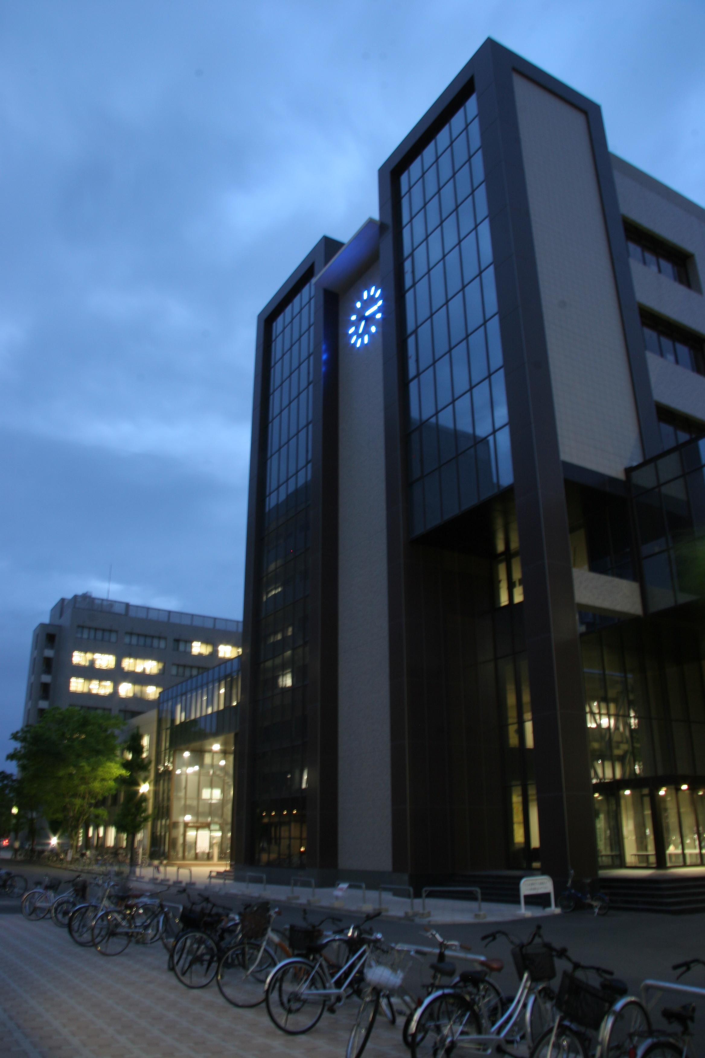 徳島大学 常三島キャンパスの ...